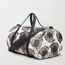 Pug Nation Duffle Bag