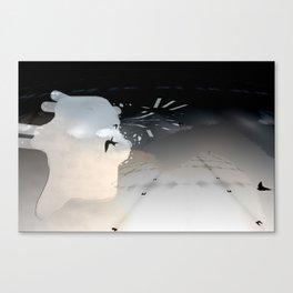 SYFY ABstract   Canvas Print
