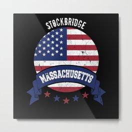 Stockbridge Massachusetts Metal Print