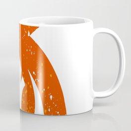 BB-8 Rebel Alliance Logo Coffee Mug
