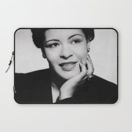 Billie Holiday - Black Culture - Black History Laptop Sleeve