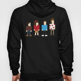 Pixel Seinfeld Hoody