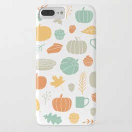 Fall Favorites iPhone Case