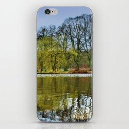 Castle Wilhemsthal - Castle Park iPhone Skin