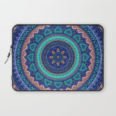 Hippie mandala 38 Laptop Sleeve