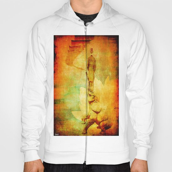 Welcome to the paradise ( for RvHART  ) Hoody