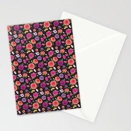 Dahlia Madness Stationery Cards