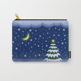 Christmas fairytale Carry-All Pouch