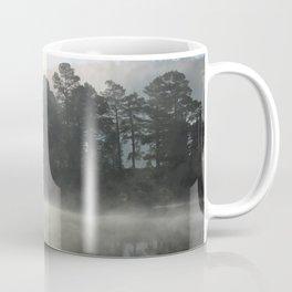 In the pale blue light Coffee Mug