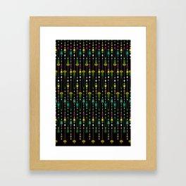 Deco Jewls Framed Art Print