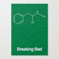 Breaking Bad Canvas Print
