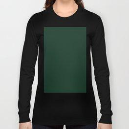 Phthalo Green Long Sleeve T-shirt