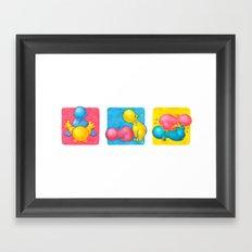NRD PRN Framed Art Print