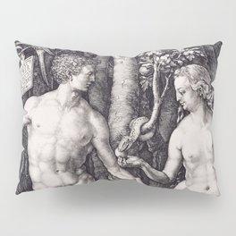 Adam and Eve by Albrecht Dürer Pillow Sham