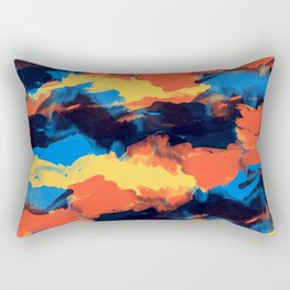 Tectonic Rectangular Pillow