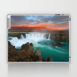 Godafoss Laptop & iPad Skin