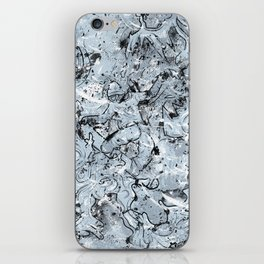 Defying the White Monster iPhone Skin