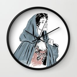 All I want is freedom Wall Clock
