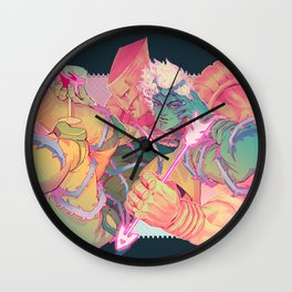 The World of One Wall Clock