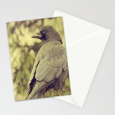 Summer Crow Stationery Cards