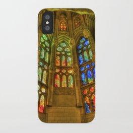Sagrada Família, Barcelona, Spain iPhone Case