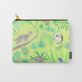 Tropical animals Carry-All Pouch