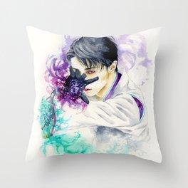 Yuzuru Hanyu - SEIMEI Throw Pillow