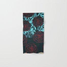 Rose Garden Hand & Bath Towel