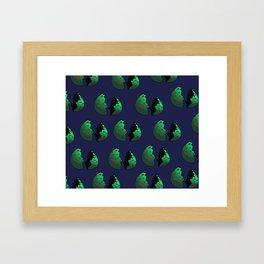 The Num Nums - The Egg Framed Art Print