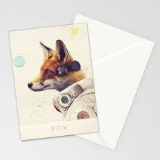 Star Team - Fox Stationery Cards