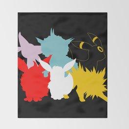 Evolutions Throw Blanket