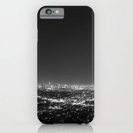 LA Lights iPhone Case
