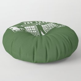 The Shop Floor Pillow