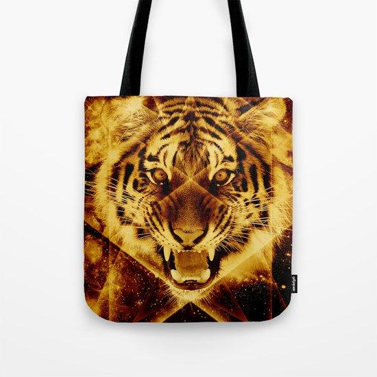 Tigris Beautiful Symmetry Tote Bag