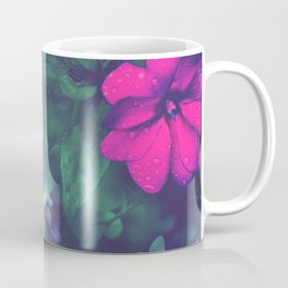 Gathering of Flowers - [Purple Version] Coffee Mug