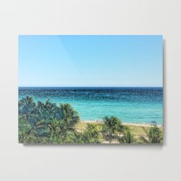 Thirty Metal Print