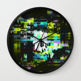 Comic Relief Wall Clock