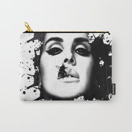Watercolour effect print  Carry-All Pouch