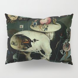 "Hieronymus Bosch ""The Garden of Earthly Delights"" - Hell Pillow Sham"