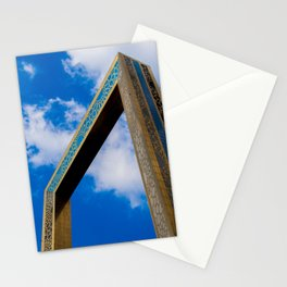 The Dubai Frame Stationery Cards