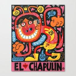 Chipote Chillon Canvas Print