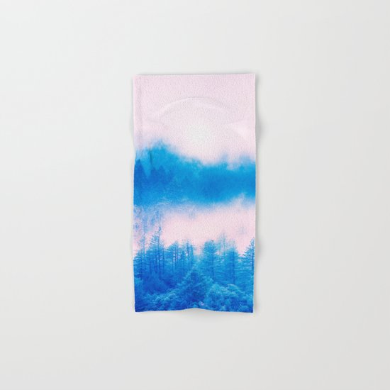 Pastel vibes 03 O -P Hand & Bath Towel