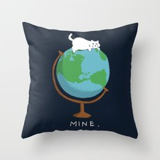 Sweet Dream Throw Pillow