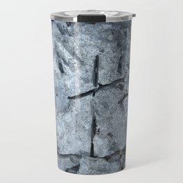 The limestone cross Travel Mug