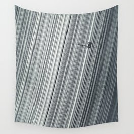 Cassini and Saturn Wall Tapestry