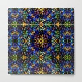 Cosmic Garden Metal Print
