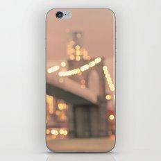 Brooklyn Bridge - Bokeh - New York City iPhone & iPod Skin