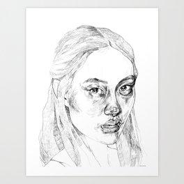 Anew Art Print