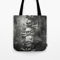 palestine Tote Bags featuring Once Were Warriors II. by Dr. Lukas Brezak