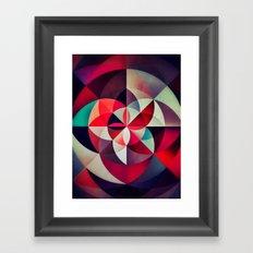 flyryl smysh Framed Art Print